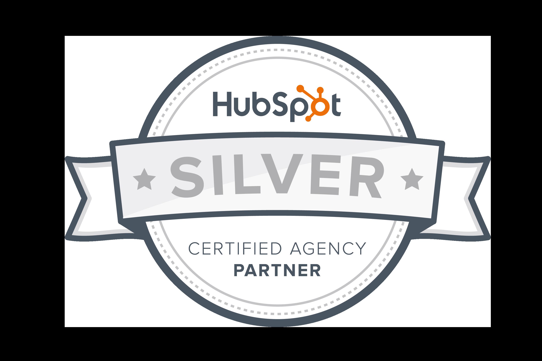 Gusto Media Silver Partner van HubSpot